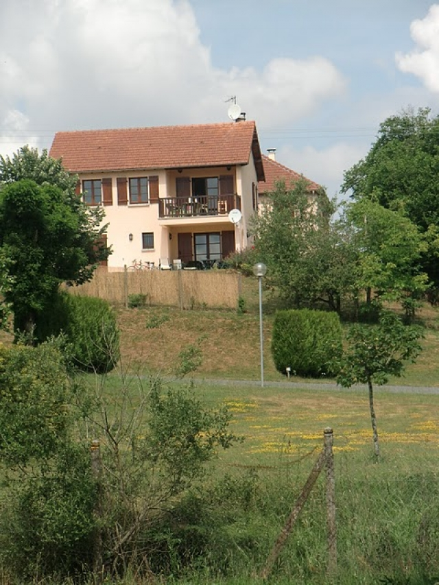 Fotoalbum huisje exterieur villa les belles for Exterieur villa